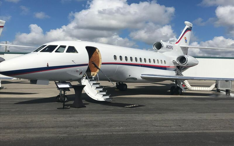 Up In The Air The World S Most Luxurious Private Jets