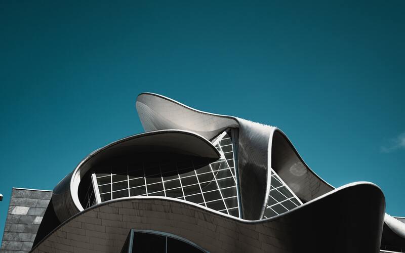 Gebäude Kunstwerke